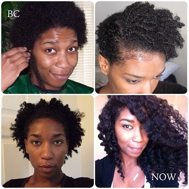 Whitney's natural hair growth chronicles from Big Chop in August 2008 till 2019.
