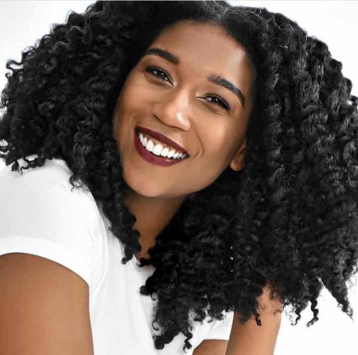 Whitney White, @naptural85, Natural Hair Vlogger