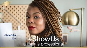 Dove_Crown Act Hair is Professional